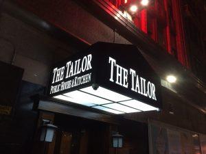 tailor pub